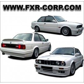 M-TECH - KIT BMW E30 AU CHOIX (Version fibre)