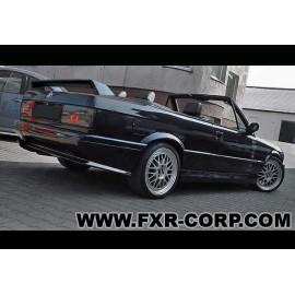 M-TECH - PARE-CHOC ARRIERE BMW E30