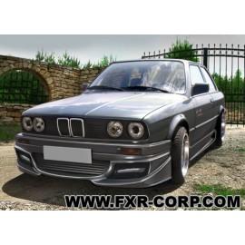 WEST - PARE-CHOC AVANT BMW E30