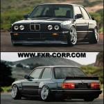 EVOLUTION - KIT LARGE BMW E30