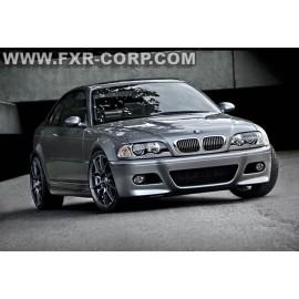 REVOLT - PARE-CHOC AVANT BMW E46