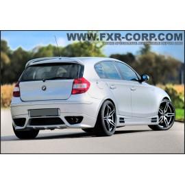 R-TUNE- Rajout de pare-choc arrière BMW SERIE 1