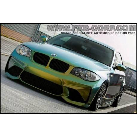 M2 Version 2 - PARE-CHOC AVANT BMW SERIE 1