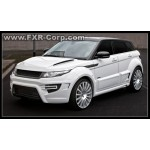 Kit large avec carbone RANGE ROVER EVOQUE HOSTED