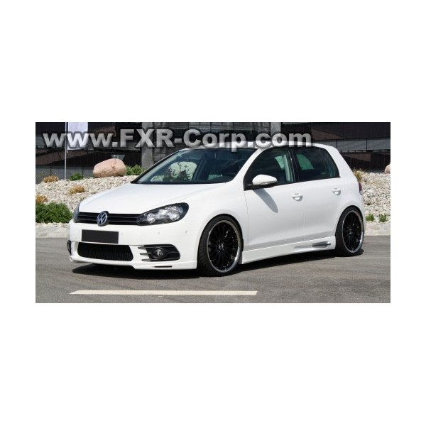 bas de caisse sports gt pour volkswagen golf 6 sport tuning prix promo. Black Bedroom Furniture Sets. Home Design Ideas