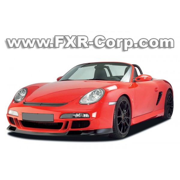 pare choc avant gt3 rs porsche boxster 987 sport tuning. Black Bedroom Furniture Sets. Home Design Ideas