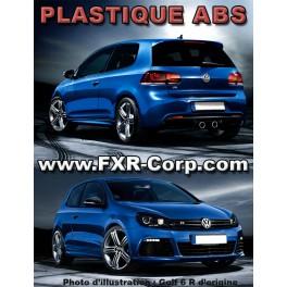 R20 GOLF 6 Plastique ABS - Kit complet