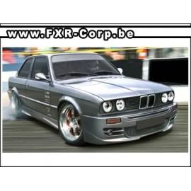 DRIFT - Pare-choc avant BMW E30