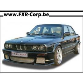 SQUARE - Pare-choc avant BMW E30