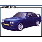 CARS - Kit complet BMW E30
