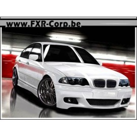 CYCLE - Pare-choc avant BMW E46