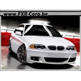 CYCLE LISSE - Pare-choc avant BMW E46