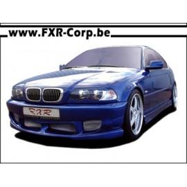 INCEPT - Pare-choc avant BMW E46