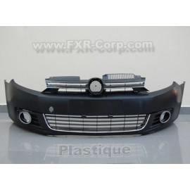 Pare-choc avant Plastique Golf 6 Type ORIG