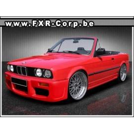 Pare-choc avant BMW E30 Type PLUS