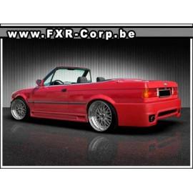 Pare-choc arrière BMW E30 Type PLUS