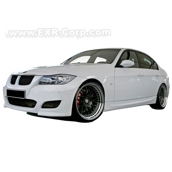 pare choc avant tuning bmw e90 type p design. Black Bedroom Furniture Sets. Home Design Ideas