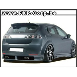 RACE- Rajout de pare-choc arrière SEAT LEON 2 (non cupra - FR - Facelift)