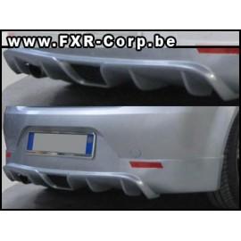 TURISMO- Rajout de pare-choc arrière SEAT LEON 2 (sauf cupra - FR)