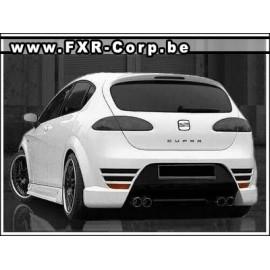X-RAY - Pare-choc arrière SEAT LEON 2