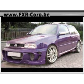 EXTREMS- Bas de caisse VW GOLF 3