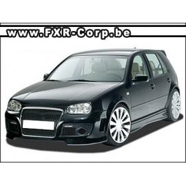 AUDI-GT- Pare-choc avant VW GOLF 4