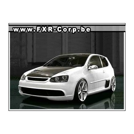 pare choc avant smooth volkswagen golf 5 smooth tuning pas. Black Bedroom Furniture Sets. Home Design Ideas