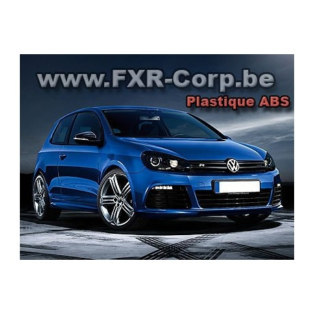 pare choc avant r20 volkswagen golf 6 r20 tuning pas cher prix promo. Black Bedroom Furniture Sets. Home Design Ideas