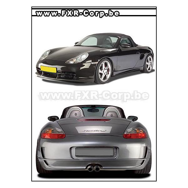 kit carrosserie look gt3 996 pour porsche boxster 986. Black Bedroom Furniture Sets. Home Design Ideas