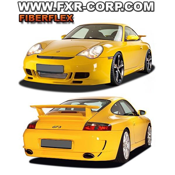 kit carrosserie porsche 996 design gt3 sport tuning. Black Bedroom Furniture Sets. Home Design Ideas