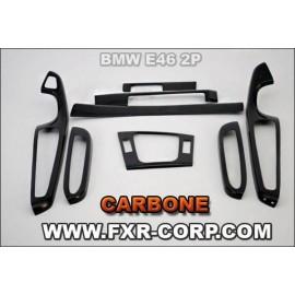 Intérieur carbone E46 2 portes