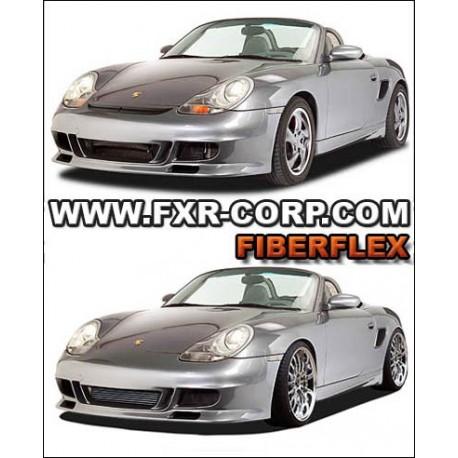 Design GT3(RS) 997 - Pare-choc avant Porsche Boxster 986