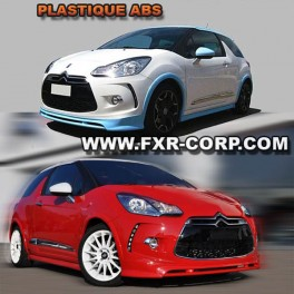 kit complet sporting pour citroen ds3 sport tuning pas cher. Black Bedroom Furniture Sets. Home Design Ideas