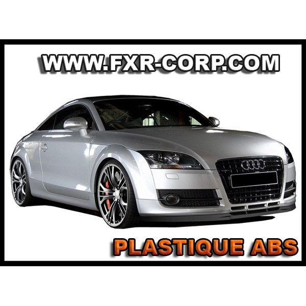 rajout de pare choc avant blade pour audi tt tuning prix promo. Black Bedroom Furniture Sets. Home Design Ideas