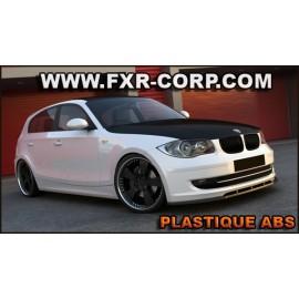 LIP - Rajout de pare-choc avant BMW 1 E81/E87 FACELIFT