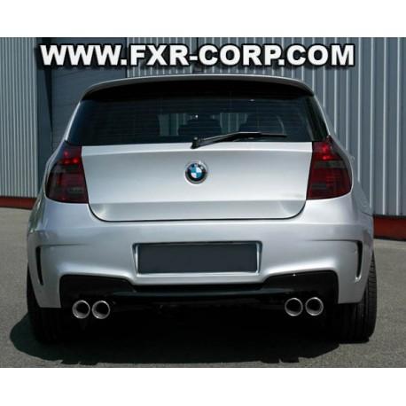 M1 [PARE-CHOC ARRIÈRE BMW E87 - E81]