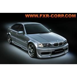 RAVEN - BMW E46 - PARE-CHOC AVANT