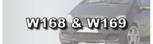 Classe A W168 & 169 (1997 - 2012)