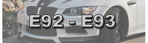 E92 - E93 (coupe/cabriolet)