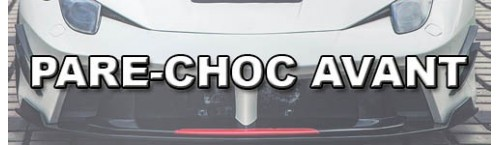 PARE-CHOC AVANT BMW F20 - F21