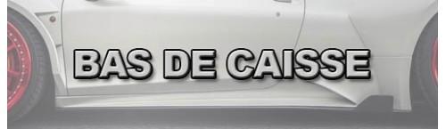 BAS DE CAISSE BMW F20 - F21