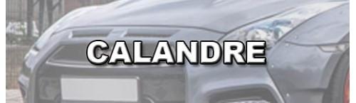 Calandre OPEL ASTRA G