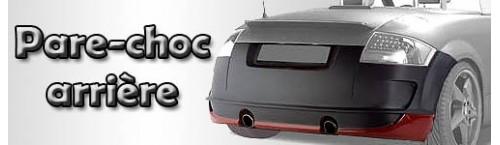 Pare-choc arrière Audi A3 8P