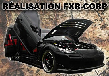 Réalisation tuning FXR-Corp